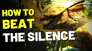 "How to Beat the ROIDED BATS in ""THE SILENCE"" (2019)"