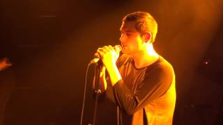 the twilight sad mapped by what surrounded them and nil live the liquid rooms
