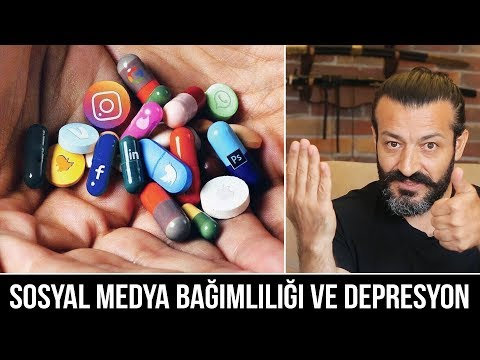 Sosyal Medya Bağımlılığı Ve Depresyonu