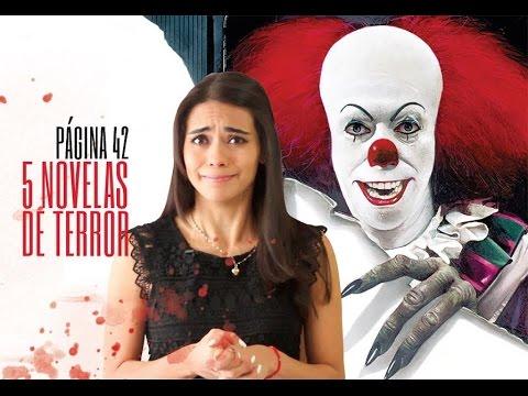 5 novelas de terror adaptadas al cine