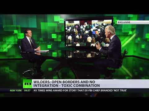 'I criticize Putin's policies, but applaud the way he stands for his people' - Geert Wilders