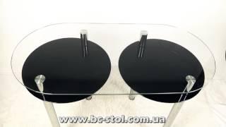 Стеклянный стол ''Лукас'' БЦ-стол