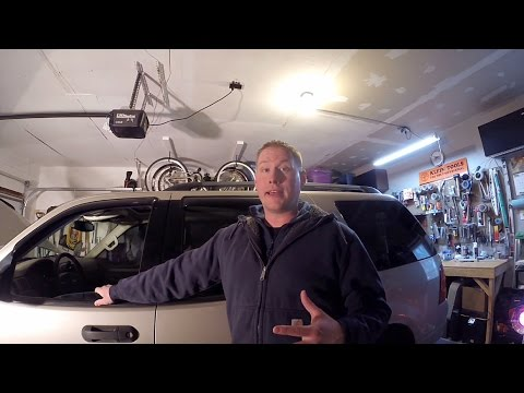 2004 Ford Explorer PATS Key Theft Light Issues - YouTube