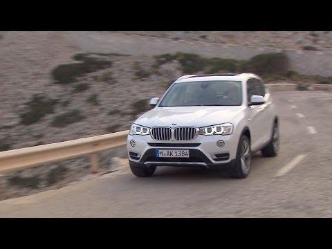 ► 2015 BMW X3 xDrive20d