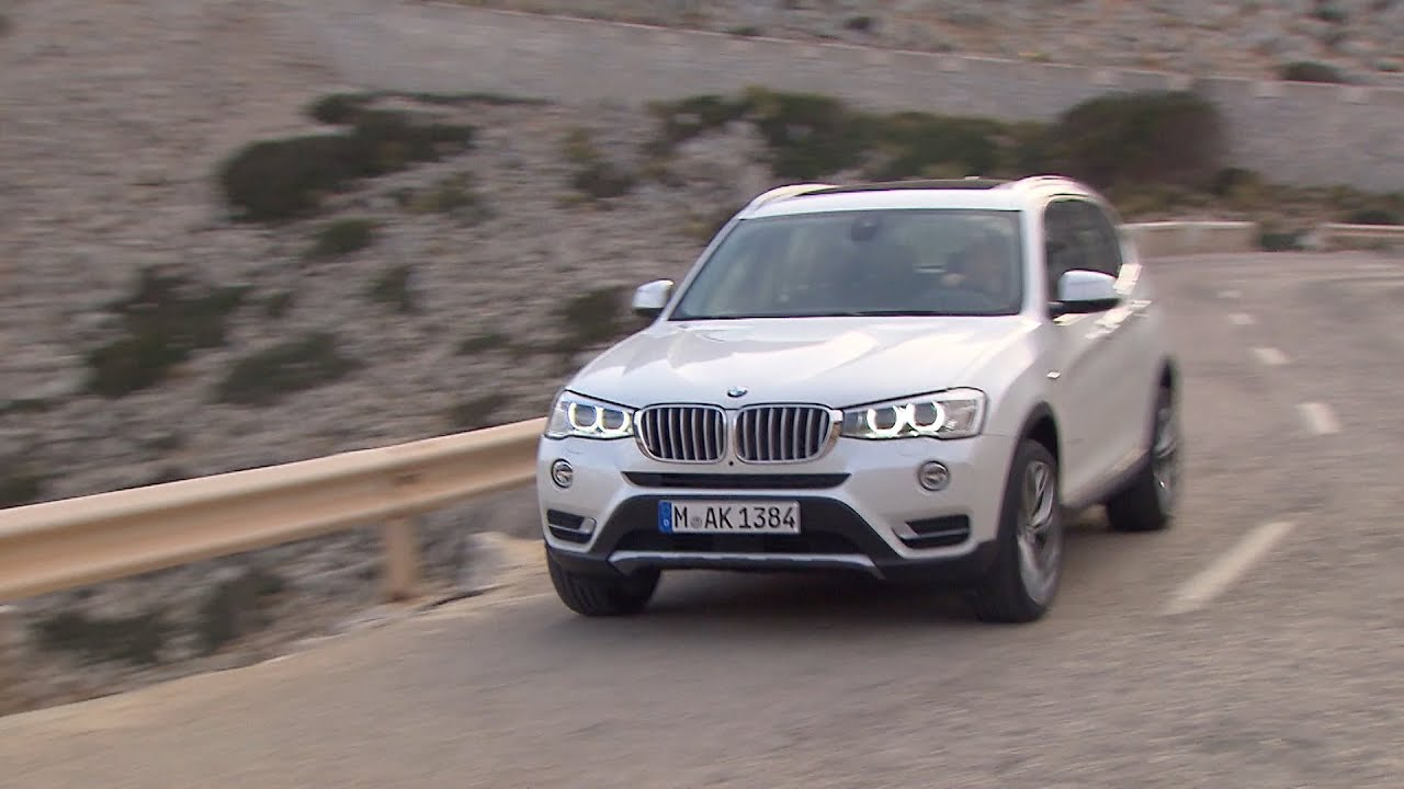 2015 Bmw X3 Xdrive20d Youtube