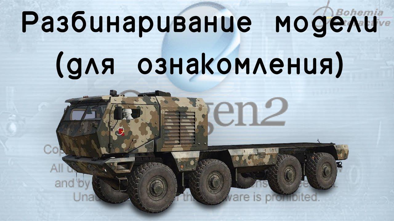 Шаблон тренировочной миссии для ARMA3 - Информационные материалы