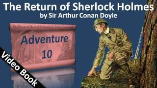 Adventure 10 - The Return of Sherlock Holmes by Sir Arthur Conan Doyle