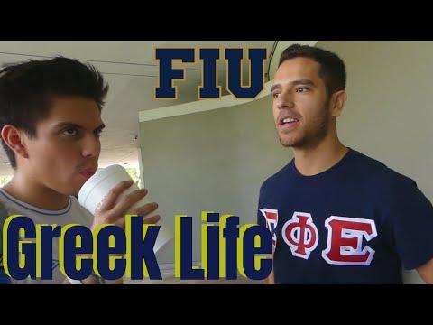 Greek Life at FIU