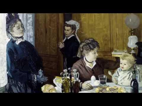 FREDERIC BAZILLE, DECEMBER 1868 | I, Claude Monet (2018) Movie Clip