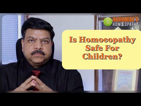 क्या होम्योपैथी बच्चों के लिए सुरक्षित है   Is Homeopathy Safe for Children   Dr. Pankaj Aggarwal