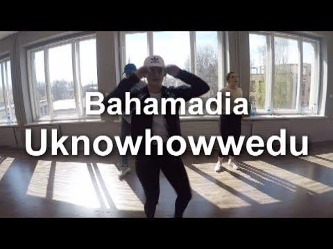 Bahamadia  Uknowhowwedu  Elza Funta Choreography