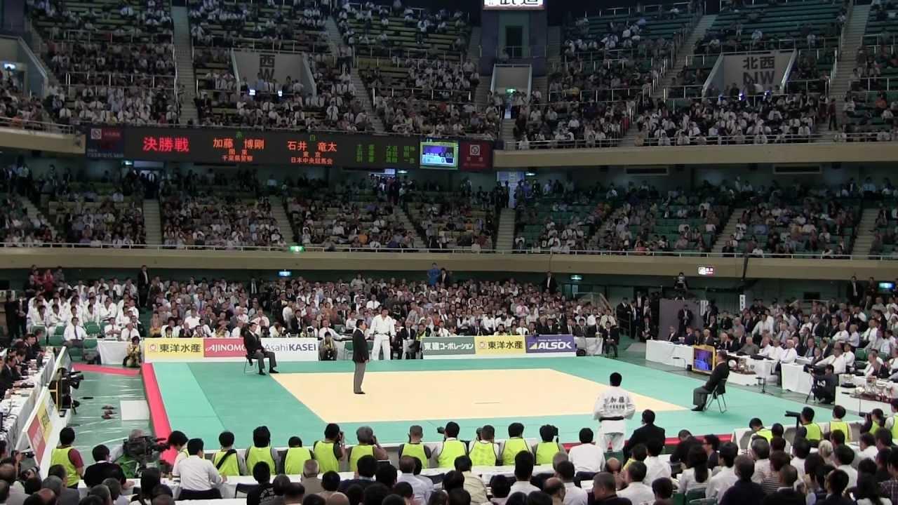 加藤博剛 VS 石井竜太 決勝 2012...