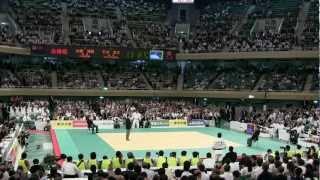 加藤博剛 VS 石井竜太 決勝 2012 全日本柔道選手権大会 thumbnail