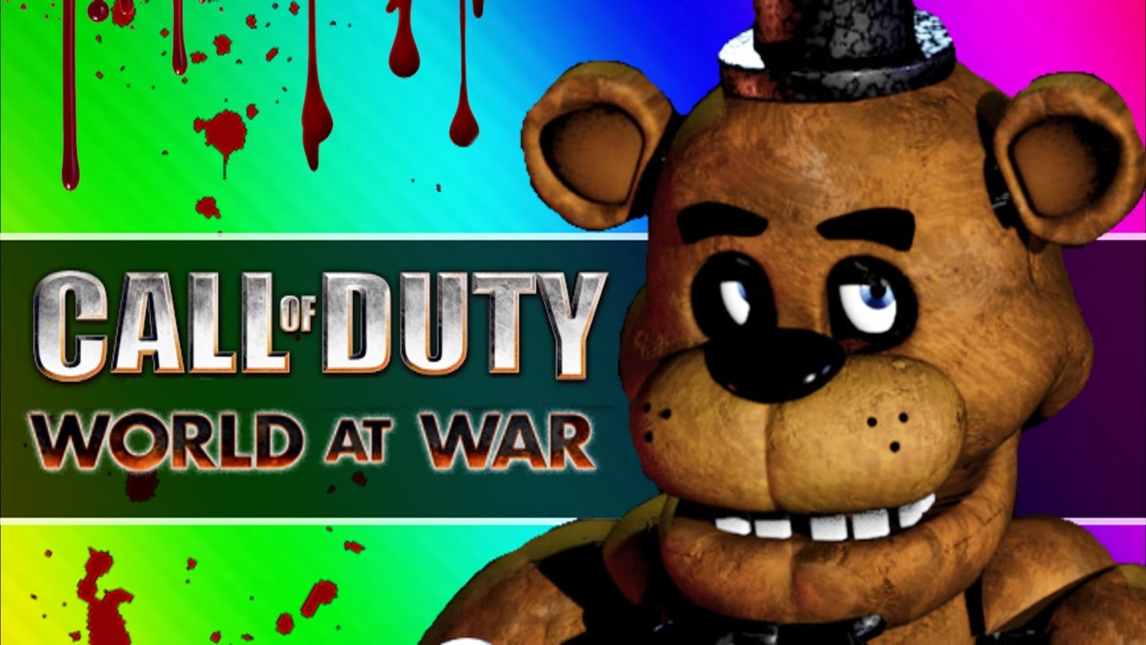 waw zombies maps with Watch on Watch together with Watch furthermore Watch likewise Vanoss Gaming Animated Zoidbergs Death From Gmod Scary Maps also 42 Tutorial How To Play Call Of Duty World At War Over A Tunngle VPN Connection.