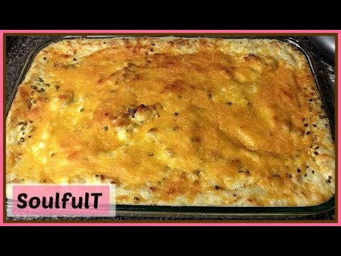 SoulfulT Mashed Potato Casserole