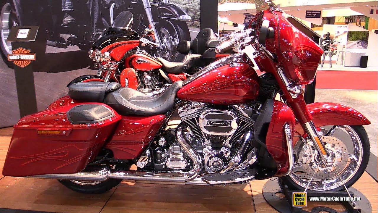 Extrêmement 2016 Harley Davidson CVO Street Glide - Walkaround - 2015 Salon de  EC45