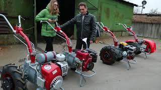 Дизельный мотоблок мотор сич на 6 л.с. Особенности