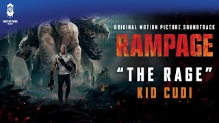 Kid Cudi - The Rage - From: Rampage Original Motion Picture Soundtrack (official video)