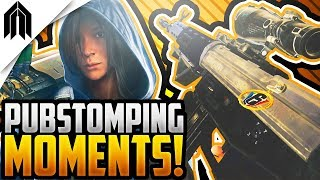 RAINBOW SIX SIEGE PUBSTOMPING MOMENTS #4 - Dirty Jager Roam