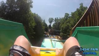 HD POV - Rampage @Water Country USA