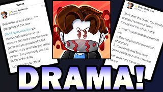 USERNAME CHEATED IN RB BATTLES? KREEKCRAFT CALLS HIM OUT! (ROBLOX DRAMA)
