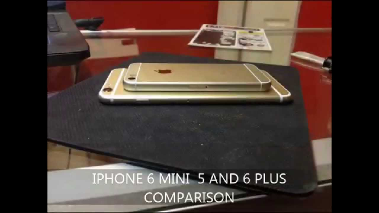 mini iphone 6 iphone 6 mini conversion and differences withe the iphone 12633