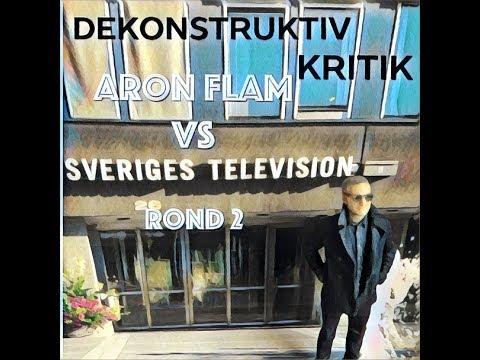 """Aron Flam 's DEKONSTRUKTIV KRITIK vs SVT FFF 3.6 """"Versionernas krig!"""""""