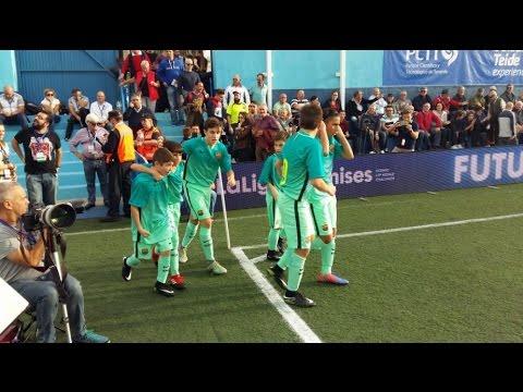[ESP] LALIGA PROMISES: PSG - FC Barcelona (Infantil B) 0-4