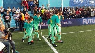 vuclip [ESP] LALIGA PROMISES: PSG - FC Barcelona (Infantil B) 0-4