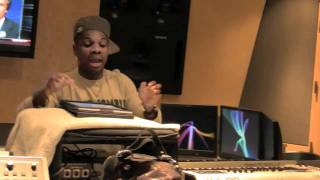 """In The Studio with Kirk Franklin - """"I Am"""""""