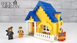 🤬 Дом боли Эммета и Люси ● LEGO Movie 2 70831 [Обзор]