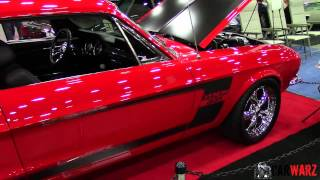 1968 Ford Mustang Coupe Venom 331 at Autorama 2015