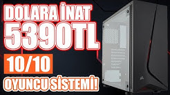 Dolara İnat! 5199 TL'lik 10 Üzerinden 10 eSpor Oyuncu Bilgisayarı: CHERRY-SUPREME