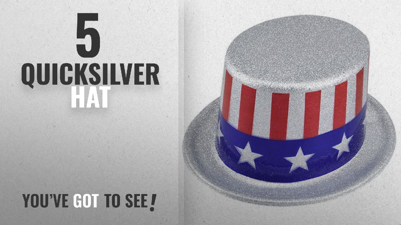 Top 10 Quicksilver Hat  2018   American Patriotic Fourth 4th of July USA  Flag Independence Day 77eaa3c12c6