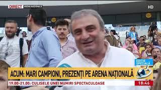 Simona Halep vine în faţa românilor pe Arena Naţională