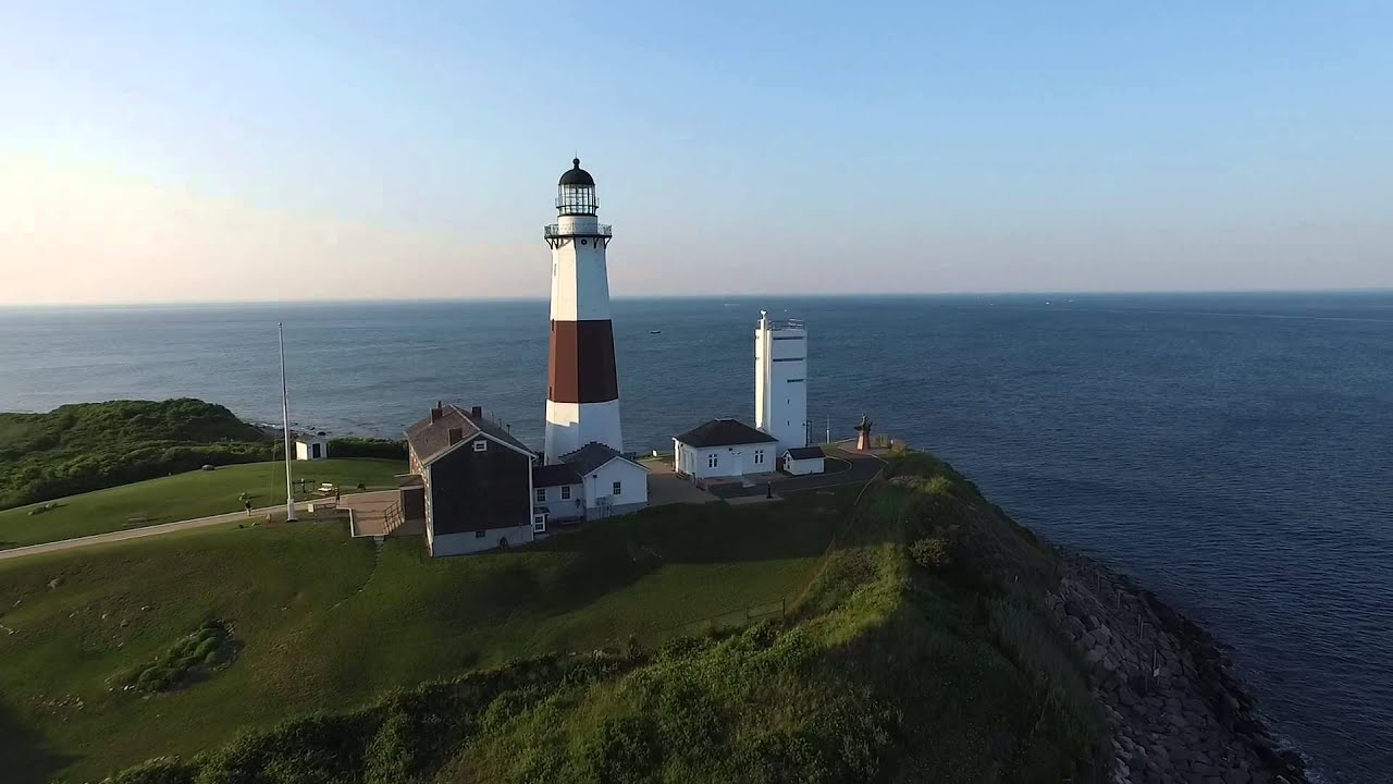 Dji Phantom 3 Drone >> Drone video Montauk NY - YouTube