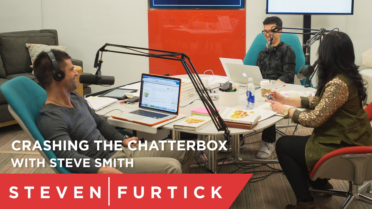Crashing the Chatterbox with Steve Smith