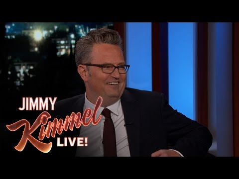 Thumbnail: Matthew Perry Beat Up Canadian Prime Minister Justin Trudeau