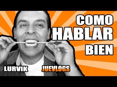 CÓMO HABLAR MEJOR /Ejercicios de Dicción (5 tips) | Luis LURVIK