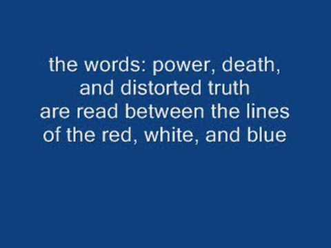 Rise Against - State of the Union (with lyrics)
