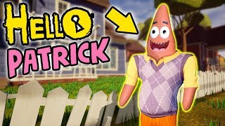 The Neighbor BECAME PATRICK And Is SUPER RICH!!! | Hello Neighbor Knock Offs/Rip Offs
