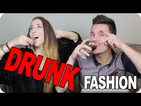DRUNK FASHION - Trashing Celebrity Outfits | The Golden Globes