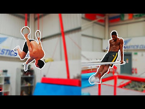 DIVERS DO GYMNASTICS (Nile Wilson Eat Your Heart Out)