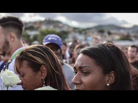 A Drug Funeral in Rio De Janeiro