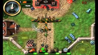 iBomber Attack: iOS Gameplay