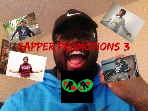 Rapper Promotions #3 Ft. Pro Era members...