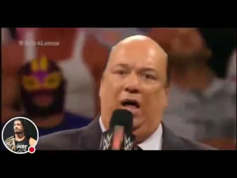 Download Brock Lesnar Returns   WWE RAW 24 October 2016   WWE MONDAY NIGHT RAW 10 24 16
