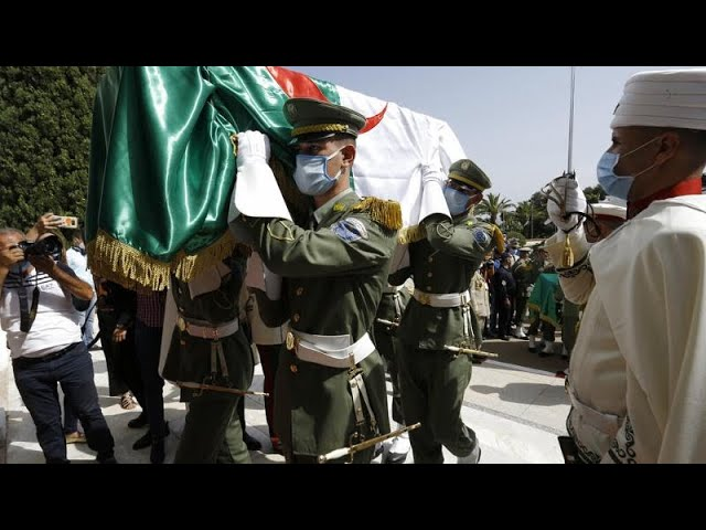 Fête de l'indépendance d'Algérie, 24 crânes restituées