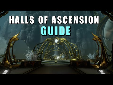[Warframe] Halls of Ascension - Drift mods & Nightwave mission
