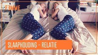 Dit zegt jullie slaaphouding over je relatie – FEMME